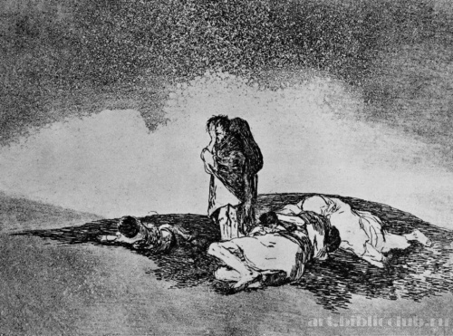 goyas disasters of war How disasters of war made goya a 'modern' artist the artist's 200-year-old macabre depiction of the effects of conflict on civilian and soldier is still.