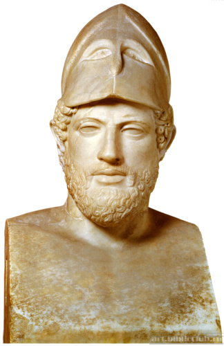 pericles Pericles was the leader of athens at the time of the building of the parthenon and at the beginning of the devastating threates of peloponnesian war.