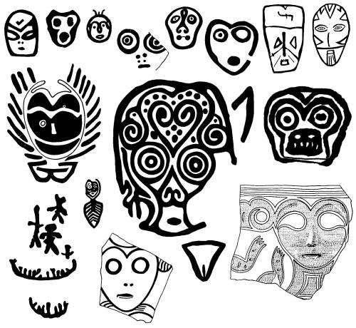 Символы сексуальности неолита попали