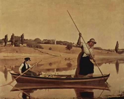 казак рыболов